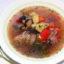 Настоящая узбекская шурпа с бараниной, овощами, специями