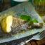 Белая рыба в соусе Бер Блан (beurre blanc)