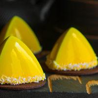 Современные десерты: муссовое пирожное РИО