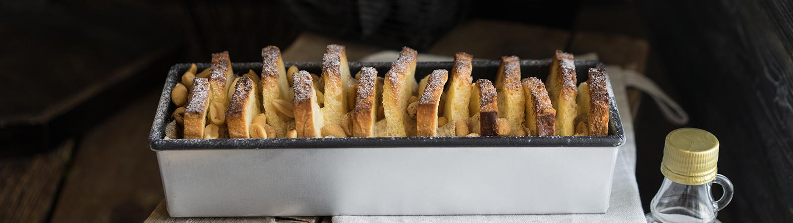 Завтрак в стиле французских тостов