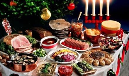 Салаты к новогоднему столу