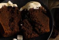 Лучшее из двух миров: брауни и шоколадный кекс