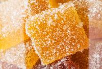 Мармелад (pâte de fruits)
