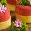 Современный муссовый десерт: торт Малибу