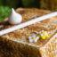 Лимонный торт с базиликом