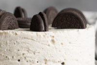 Холодный чизкейк «Орео» — идеальная сладкая магия
