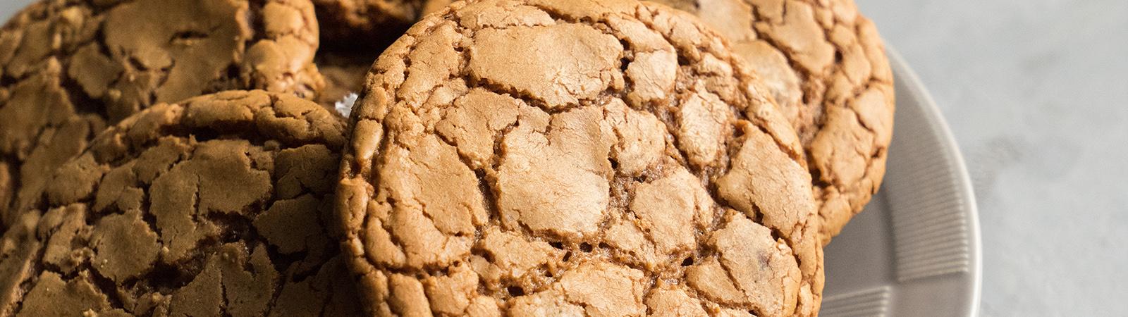 Идеальное печенье с молочным шоколадом