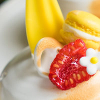 Фантастическая классика из Азии — яичный тарт (Egg Tart)