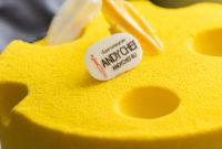 Муссовый торт «Сыр» с пармезаном