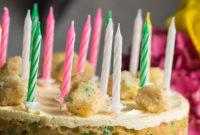Яркий торт «Birthday Cake»