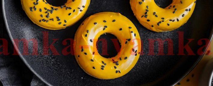 Печенье, которое выдаёт себя за пончик