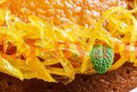 Максимально лимонный пирог с йогуртом
