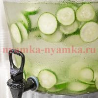 Простенькие напитки для похудения