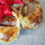 Пирожки необычной формы из слоеного теста