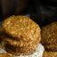 Овсяные печенья без яиц и с шоколадом