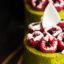 Нежное весеннее пирожное с малиной и фисташкой