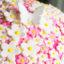 Бисквитный торт с маком и лимоном «Флора»